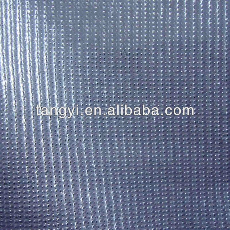 50D shiny jersey polyester fabric