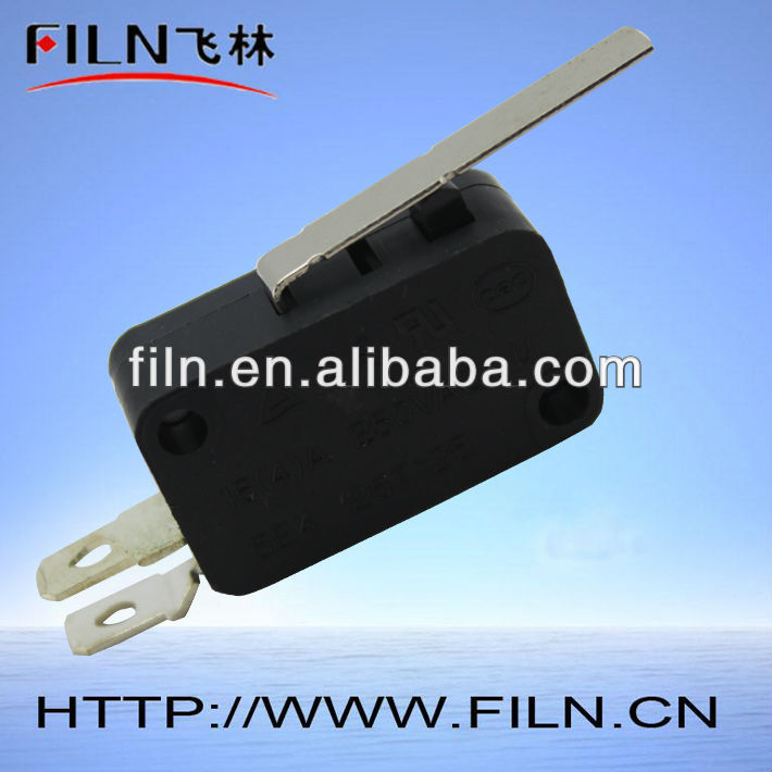 normal open 3pin electric on-off zippy microswitch t185