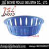 Top Quality Injection Plastic Fruit Basket Mould With Lid