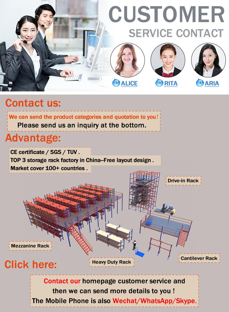 Công nghiệp lốp kho lưu trữ giá cho kho