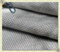 Wholesale silver fiber antibacterial fabric antimicrobial fabric