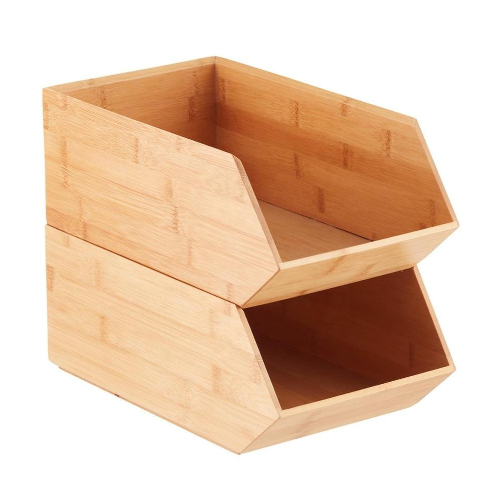 Manufacture Supplier wooden vegetable crates
