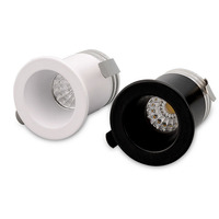 40mm XPE XTE compact deep recessed led mini downlight 3W 1W