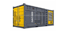 Atlas Copco Generators QAC1250(1MW silent cool power in a standard 20-foot container)