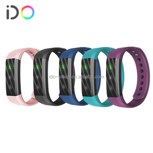Newest Cheap Smart Bracelet Bluetooth Smart Bracelet Android Iphone ID115Lite Smart Bracelet