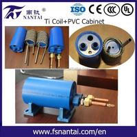 3 Tons Titanium PVC Water Chiller Evaporator