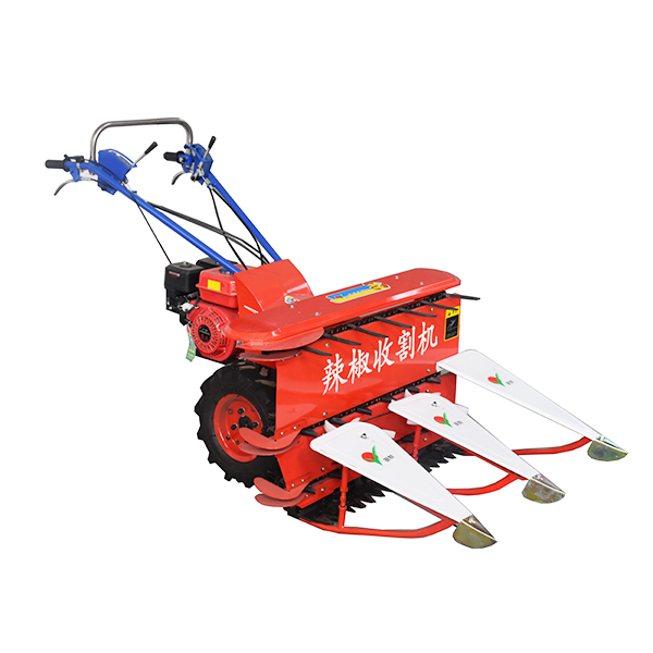 wholesale mini farm machinery of chilli harvester