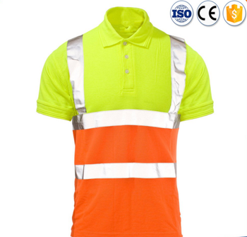 New Custom Dri Fit Polo Shirts Whole Work Clothes Oem Service Short Sleeve Tshirt Orange Shirt For Men Working