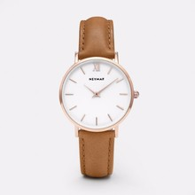 Best Fashion japan movt quartz watch stainless steel back wholesale cheap watch custom watch