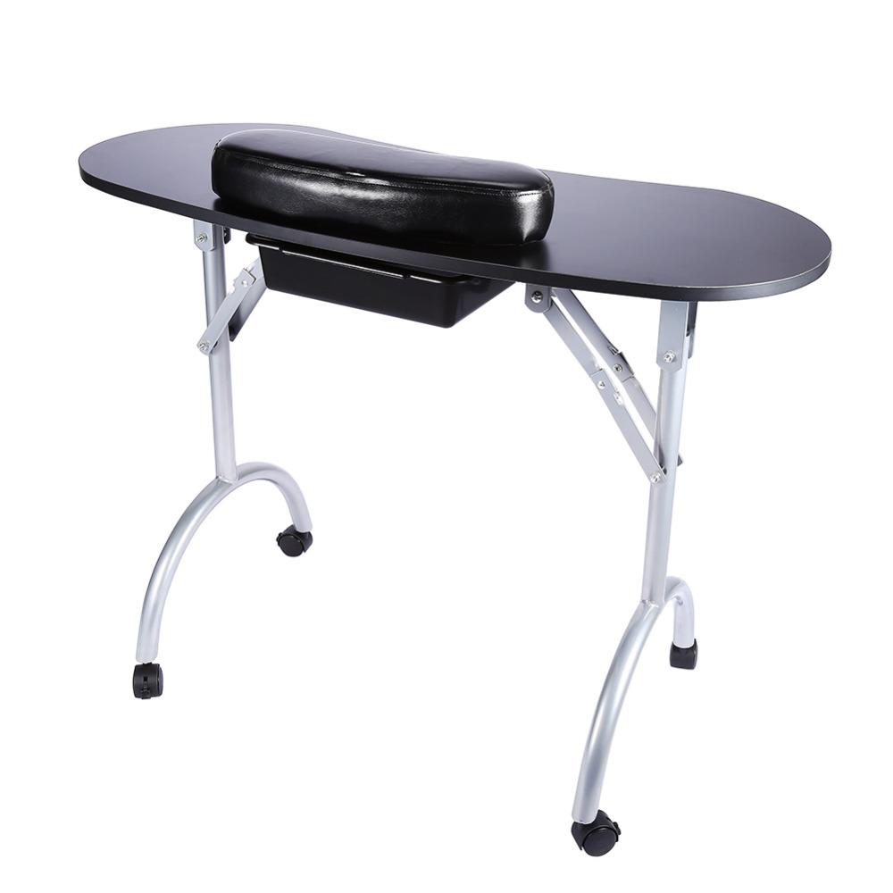 online kaufen gro handel nagel salon tisch aus china nagel. Black Bedroom Furniture Sets. Home Design Ideas