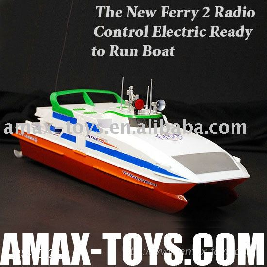 rs-30828 New Ferry RC Electric Ready to Run Boat rc boat model ship rc ships