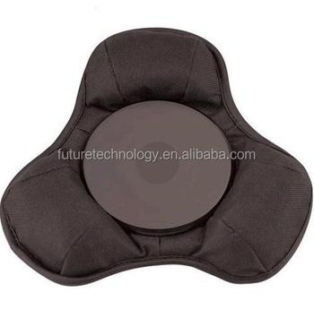 New Universal Black Weighted Beanbag In Car GPS Dashboard Mount Holder SAT Nav Dash Mat For