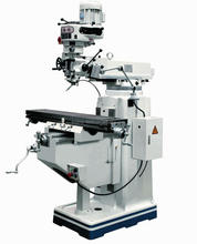 High performance and low price X6325 turret milling machine