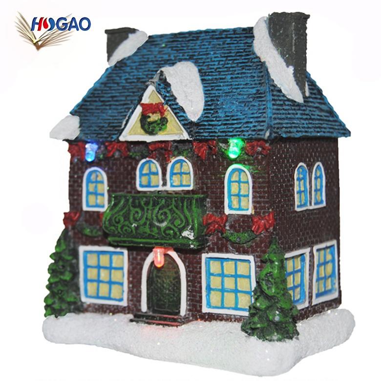 Christmas Houses Village.China Wholesale Warm White Led Light Battery Operate Christmas Miniature House Village Christmas Lighted Houses Buy Christmas Lighted Houses Led