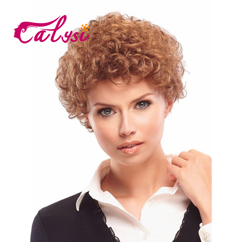 Historical Women Curly Hair Naturally
