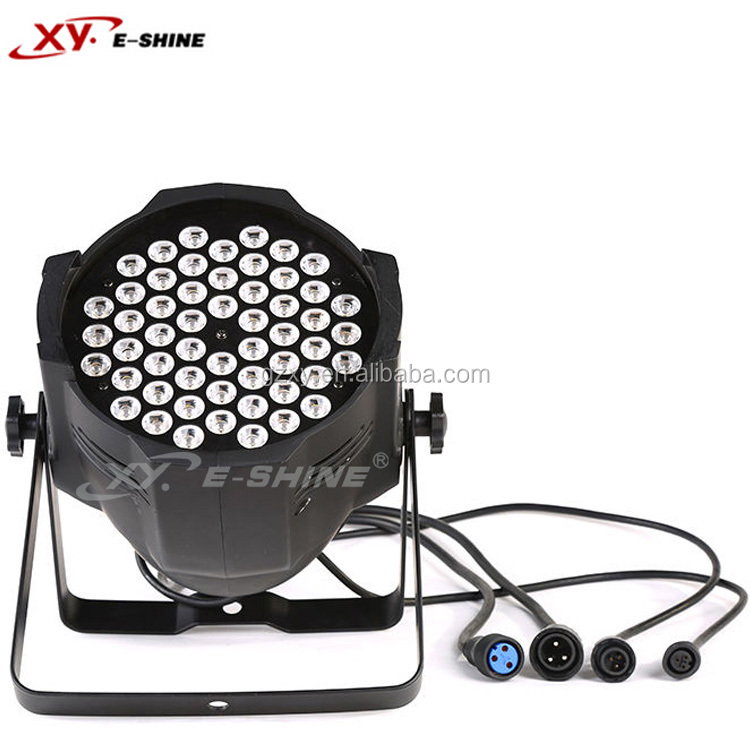 Commercial Lighting Lights & Lighting Strict Flight Case 4pcs Aluminum Housing Led Par 18x18w Light Rgbwa+uv Colour Spotlight Dmx512 Stage Lighting For Bars Bowling