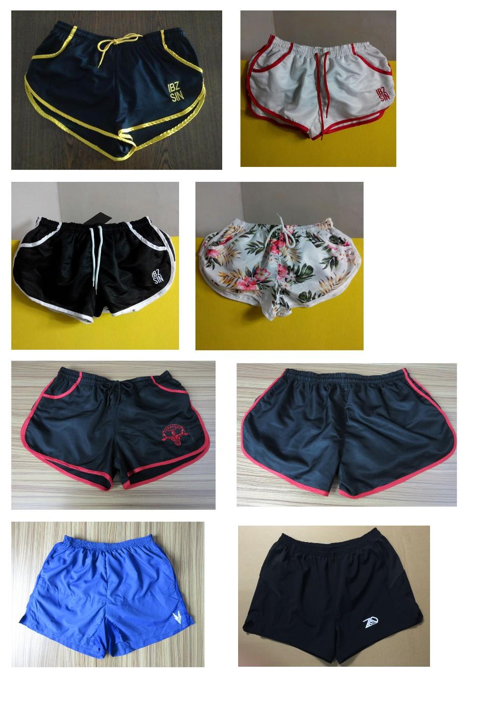 0c8b81dd6d Personalizado para Hombre Pantalones cortos de gimnasio bordado de logo  pantalones cortos venta al por mayor