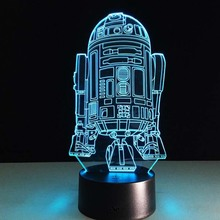 Alibaba best selling star night light for christmas,war star night light different designs with 3D vision light