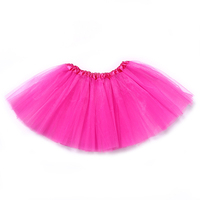 Fashion A-line Ballet Design Baby Girls Short Tutu Skirt for Costumes Party and Cosplay Decoration
