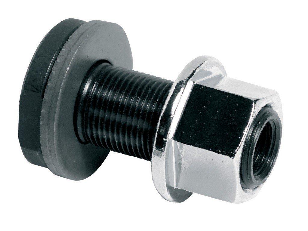 Diamondback DBX153 Axle Adaptor - Black, 3/8 Inch to 14mm