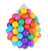 colorful plastic ball pit ball