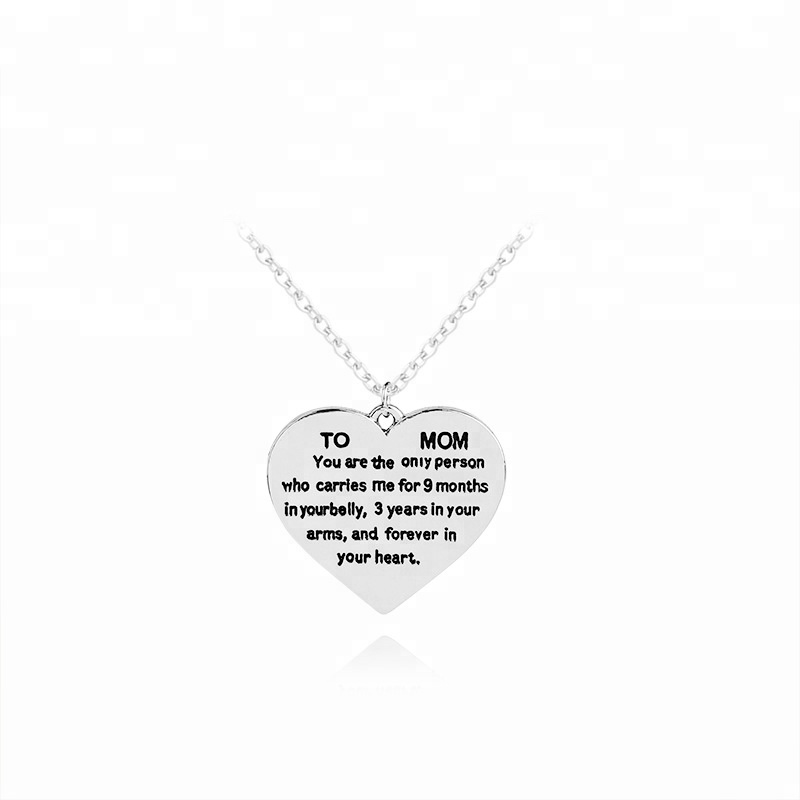 Wholesale Pendant Necklace for  Mother Day Gifts
