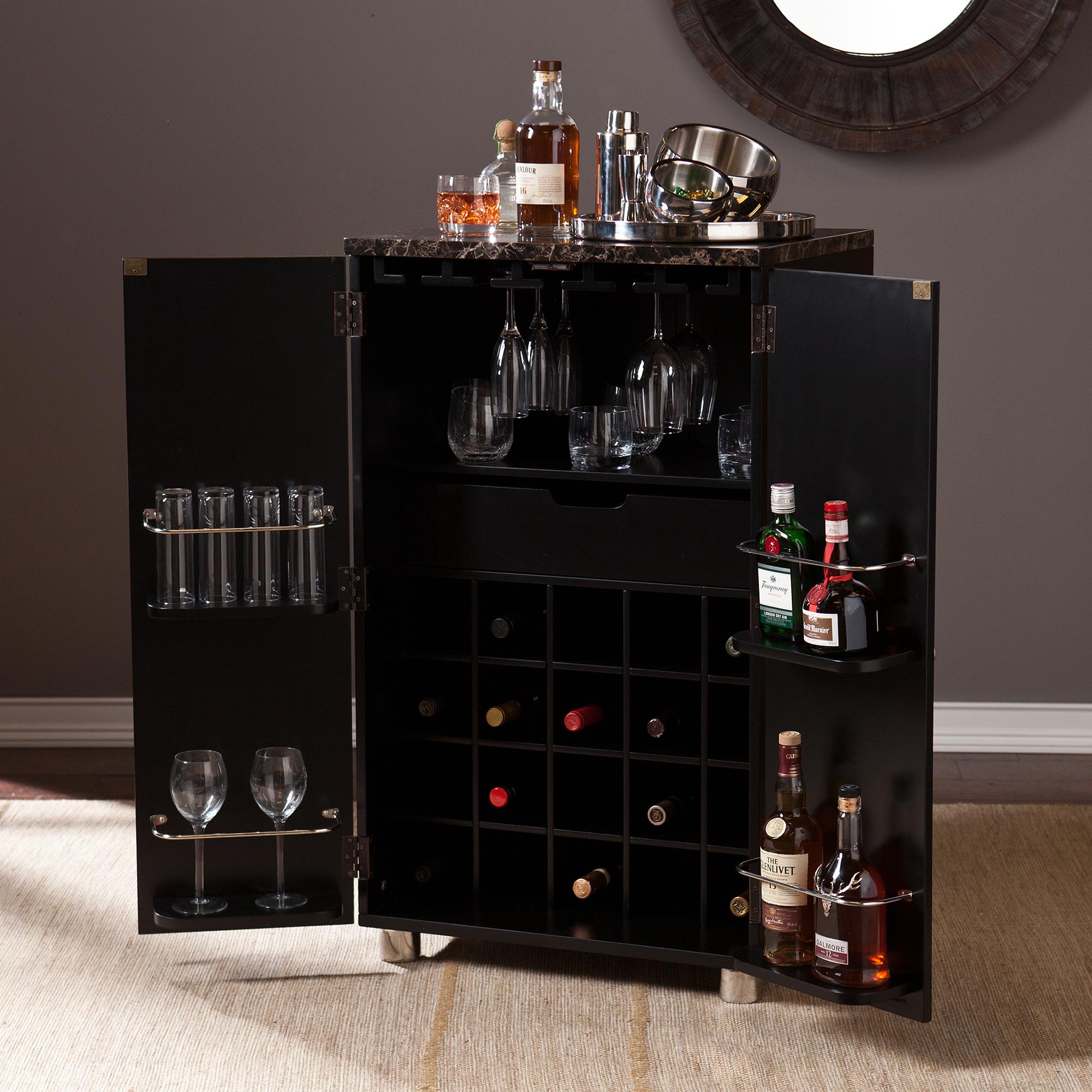 произошла домашний бар для напитков мебель фото модульный диван