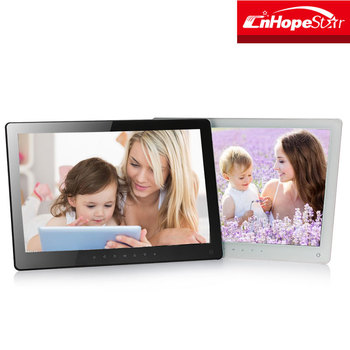 Multi Function 12 15 156 17 Inch Digital Picture Frame Advertising