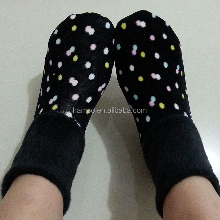 Fashion Style Winter Home Socks