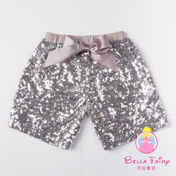New Born Baby Kids Cotton Frocks Design Icing Ruffle Pants Whole Sequin Fabric India Made In