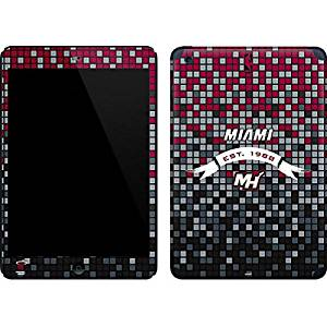 NBA Miami Heat iPad Mini (1st & 2nd Gen) Skin - Miami Heat Digi Vinyl Decal Skin For Your iPad Mini (1st & 2nd Gen)