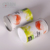 Food Level Cooking Seasoning Packing Colorful Paper Round Cardboard Tube