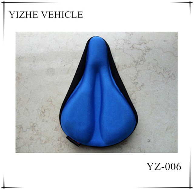 mountain bike cushion/Bicycle Gel seat cover/saddle cover