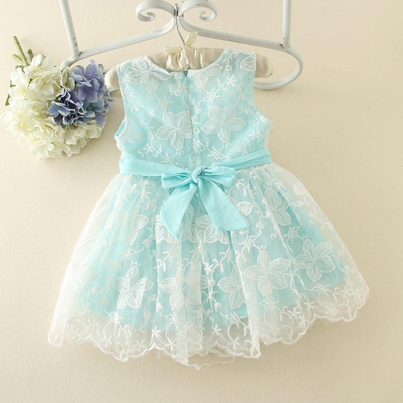 princess party children clothing distributors guangzhou wedding girls  flower dress dancing ball clothes wholesale kids light blu 2e747cceaa