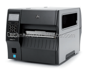 Zebra label industrial barcode printers ZT420 with RFID capabilities