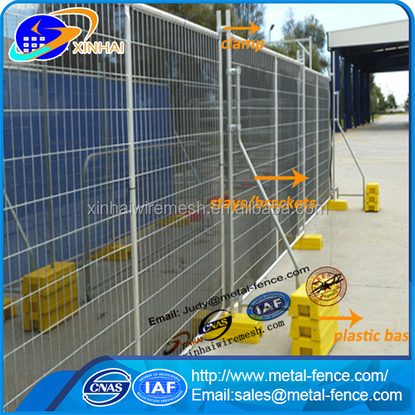 China new product construction site removable conveniently used Temporary Fence