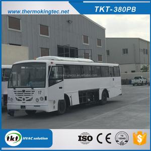 TKT 37KW ashok leyland bus air conditioner with diesel engine
