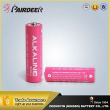 Hot sale factory supply battery for children electronic car size aa um3 lr6