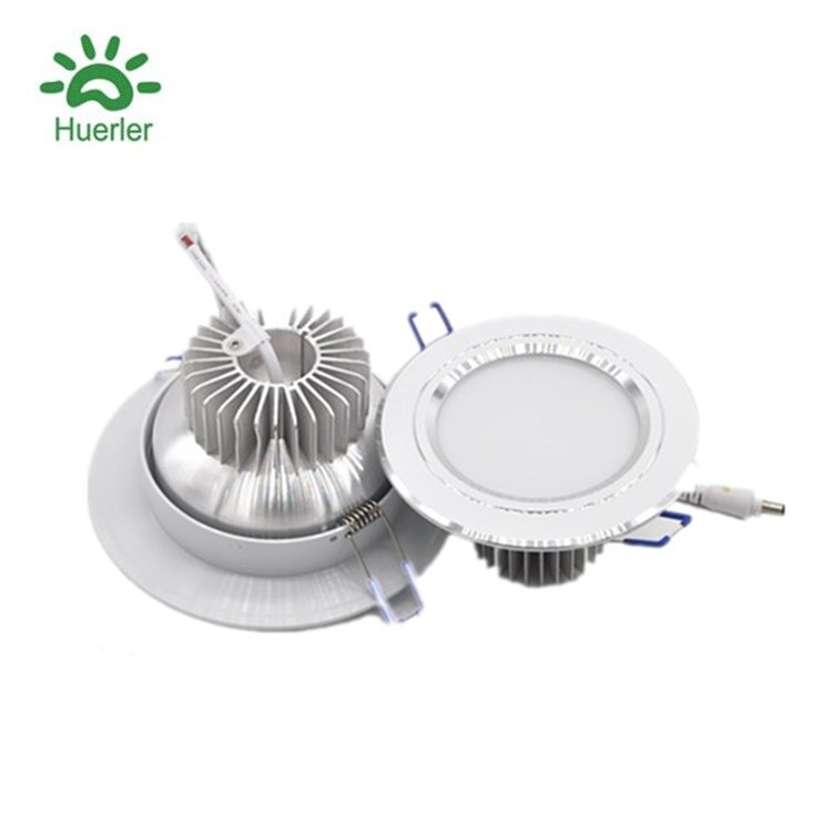 china indoor 3w 5w 7w 9w 12w 15w SMD modern led <strong>downlight</strong> led down light surface mounted led ceiling light
