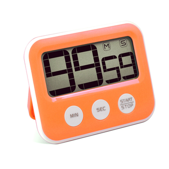 Household Digital Kitchen Cooking Timer Clock With Abs Material Lcd ...