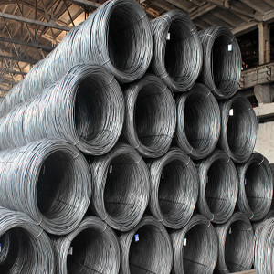 high carbon steel q195 sae1006 sae1008 5.5mm 6.5mm 8mm 10mm ms stainless wire rod price