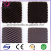 Polyester nylon deep black dyed motorcycle seat covers fabric