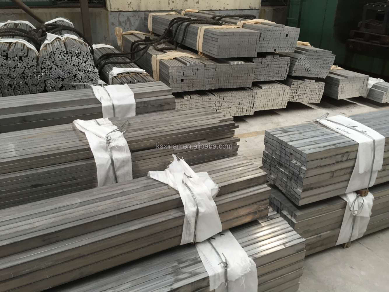 2024 Extruded square aluminum Alloy Flat Bar for industrial