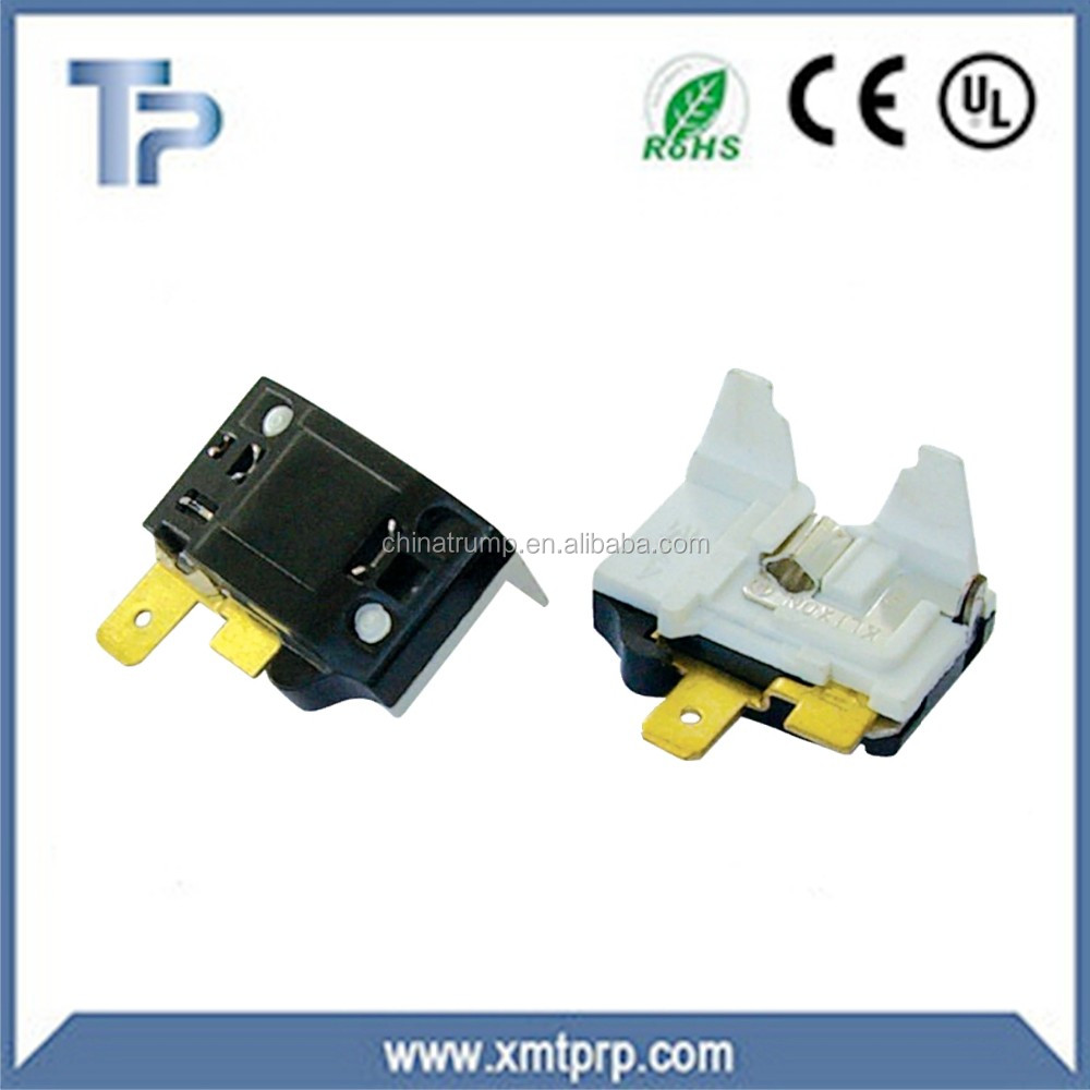 Thermal protector/Thermal overload protector switch for motor and compressor