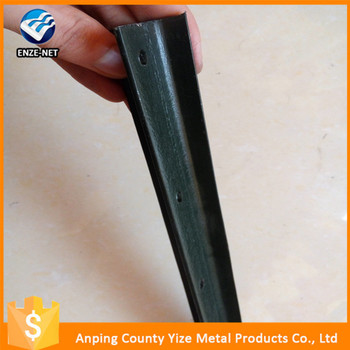 China Farm Used Metal T Post Fence Post /heavy Weight 1.33 Lbs ...