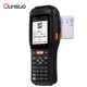 Top competitive prices mobile barcode scanner handheld android 3g pos terminal with printer