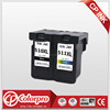 Remanufactured ink cartridge PG-510 CL-511 PG510 CL511 for canon PIXMA MP240 MP250 MP270