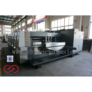 GIGA LX-608CN auto corrugated carton box making machine