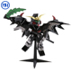 2017 MU Metal 3D Multicolor Metal Puzzle Gundam Death Arms Model kits DIY Jigsaw Puzzle Educational Toys GIFT for Adults