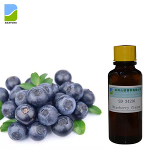 Artificial Blueberry Flavor foods flavoring essence/ liquid concentrate essence flavor Blueberry flavour
